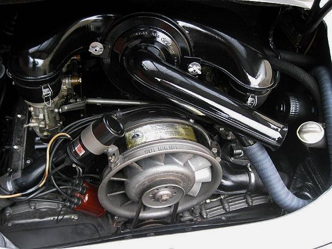 1969 911 Engine