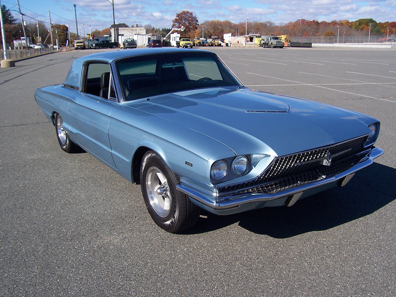 1966 ford thunderbird custom 6 4l v8 autobella. Cars Review. Best American Auto & Cars Review